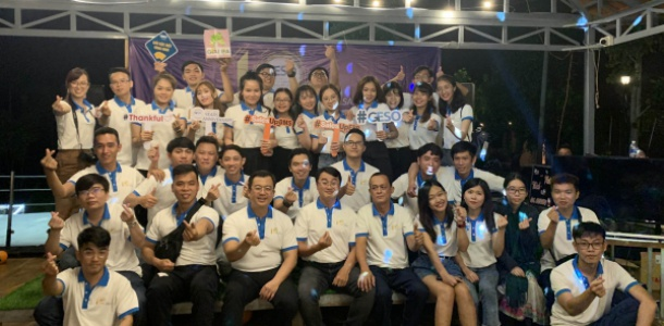TEAM BUILDING GESO 2020 – THANKFUL